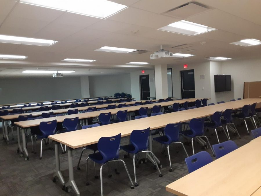 New furniture and chairs will be seen in some areas