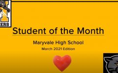 Maryvale Students of the Month; MARCH edition